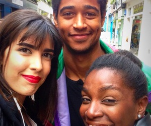 fans, smile, and alfred enoch image