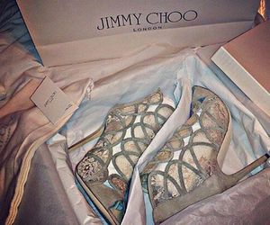 fashion, Jimmy Choo, and style image