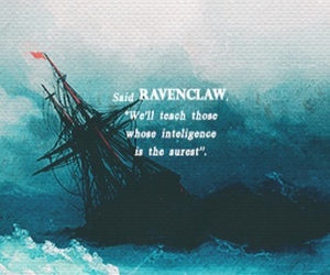 harry potter, ravenclaw, and wallpaper image