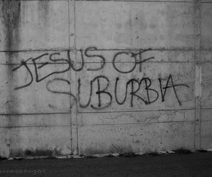 green day and jesus of suburbia image