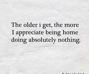 home, message, and quote image