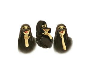 arab, girly, and islam image