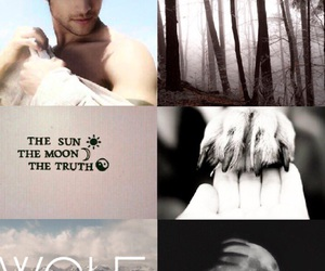 teen wolf, lockscreen, and lockscreens image