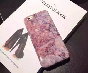 case, marble, and iphone case image