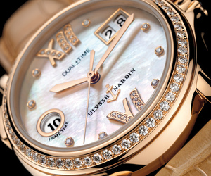 watch, luxury, and gold image