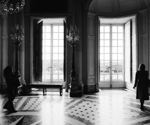 architecture, beauty, and black and white image