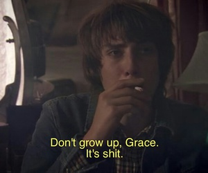 skins, grunge, and grace image