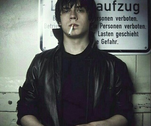 jake bugg, cigarette, and indie image