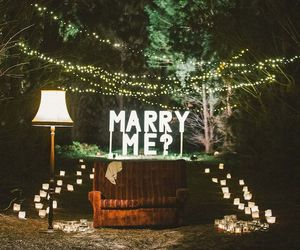 marry me, marry, and wedding image