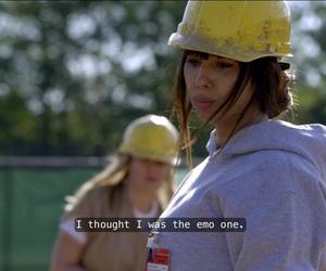 emo, season 4, and oitnb image