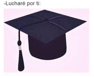 español, frases, and graduation image