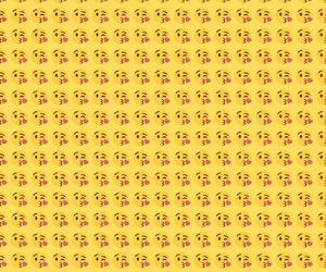 amarillo, beso, and fondos de pantalla image