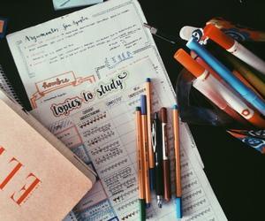journal, study, and tumblr image
