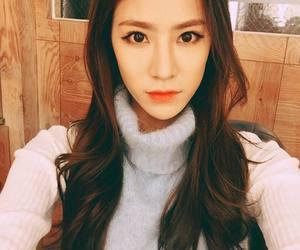 girl, cute, and kpop image
