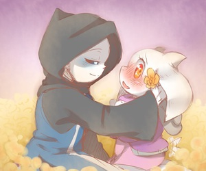 soriel, cute, and altertale image