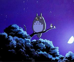 anime, studio ghibli, and My Neighbor Totoro image