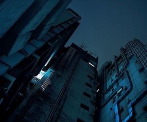 indie, grunge, and blue image