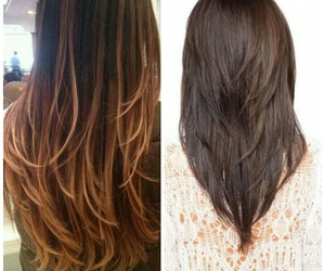 hair and layers image