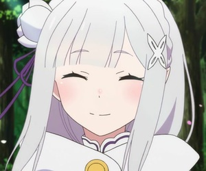 anime and emilia image