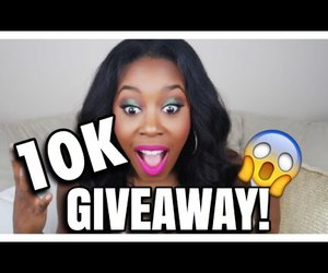 beauty, makeup, and giveaway image