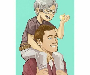 family, magneto, and quicksilver image