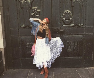 little mix, perrie edwards, and hippie image