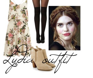allison, holland, and outfit image