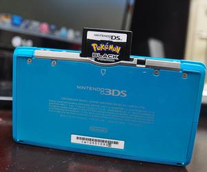nintendo ds, photography, and pokemon image