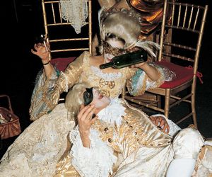 1979, karl lagerfeld, and party image