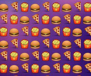 emoji, food, and pizza image
