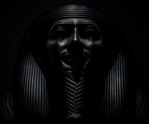 africa, dark, and egypt image