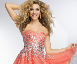 sequin dress, short prom dress, and short party dress image