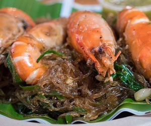 bake, prawn, and shrimp image