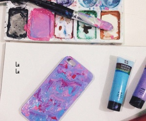 art, artsy, and case image