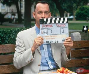 forrest gump, movie, and tom hanks image