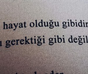 türkçe, kitap, and sözler image