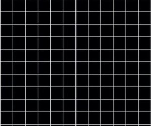 black, grid, and wallpaper image