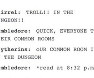 bye, dumbledore, and funny image
