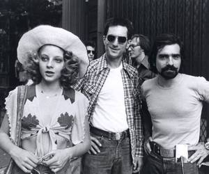 jodie foster, martin scorsese, and robert de niro image