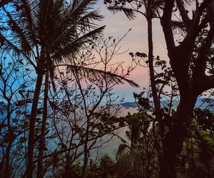 beach, colors, and nature image