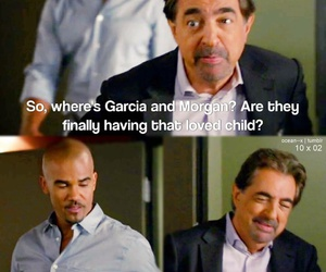 criminal minds, shemar moore, and david rossi image