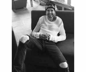 b&w, bill kaulitz, and black and white image