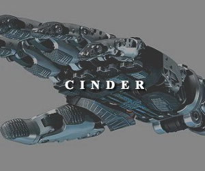 cinder, marissa meyer, and the lunar chronicles image