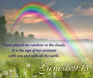 bible, faith, and Genesis image