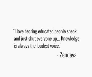 quotes and zendaya image