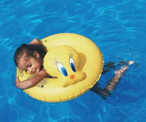 summer, cute, and baby image