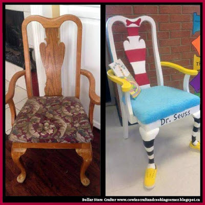 diy projects, crafts, and dr seuss image