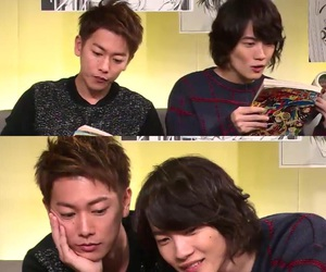 boy, 俳優, and 佐藤健 image