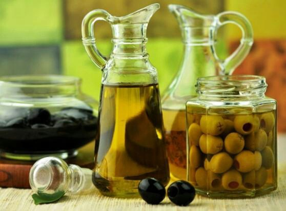 food, oil, and olive oil image