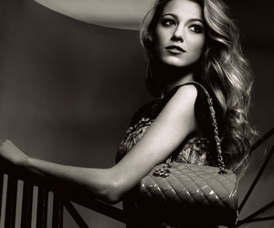blake lively, gossip girl, and chanel image